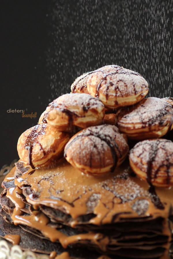 """""""Pour Some Sugar on ME!"""" It just wouldn't be dessert if it wasn't covered in sugar! from #dietersdownfall.com"""